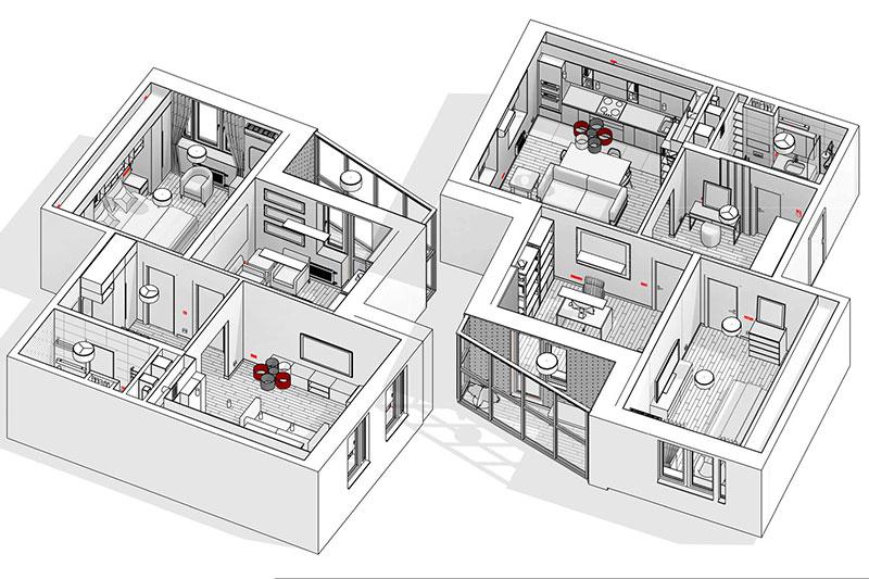 Пояснительная записка к дизайн проекту квартиры