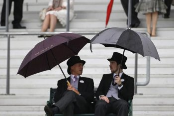 Почему англичане любят говорить о погоде
