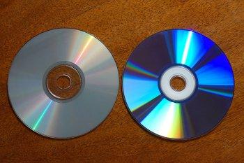 Основные отличия CD и DVD дисков