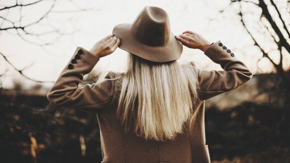 Самые модные осенне-зимние шапки